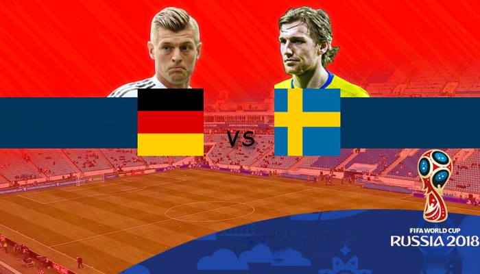 Germany vs Sweden Prediction 23 Jun 2018