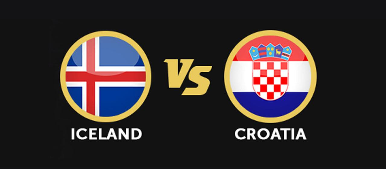 Iceland vs Croatia Prediction