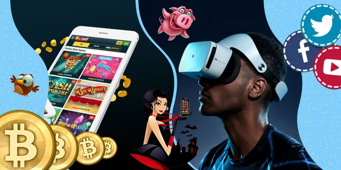 6 exciting developments in the igaming industry.