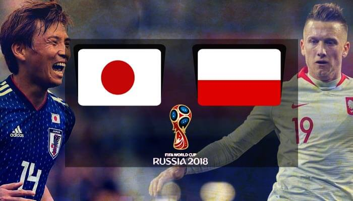 Japan vs Poland Prediction 28 Jun 2018