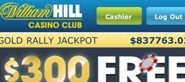 launch william hill live casino mobile