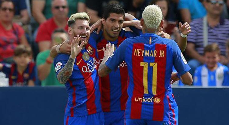 احتمالات الفائز ببطولة كأس الامم الاوربية: برشلونة هي الفريق المرشح للتتويج باللقب الاوربي
