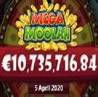 لاعب يفوز بمبلغ 10.7 مليون يورو.