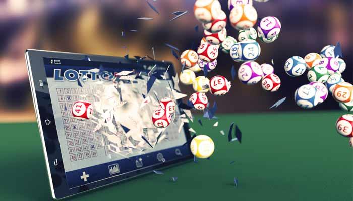 ميزات شراء ولعب بطاقات اللوتري  عبر الإنترنت