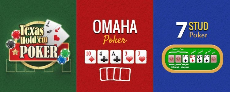Top 5 Poker Variations – Best Poker Games To Play