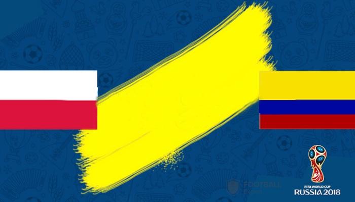 توقعات مباراة بولندا ضد كولومبيا للمجموعة H من بطولة فيفا لكأس العالم 2018