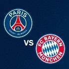 توقعات ونصائح حول مباراة باريس سان جيرمان و بايرن ميونخ