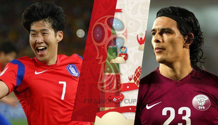 استعراض مباراة كوريا الجنوبية ضد قطر وتوقعات النتيجة