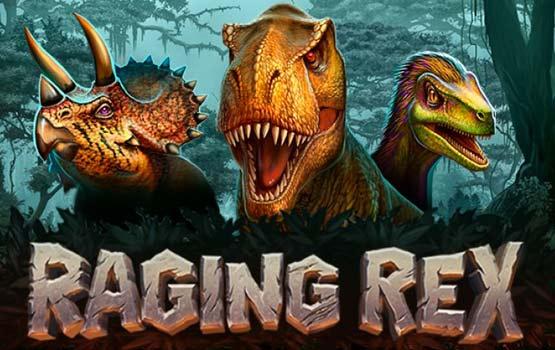 العب الديناصور الجامح