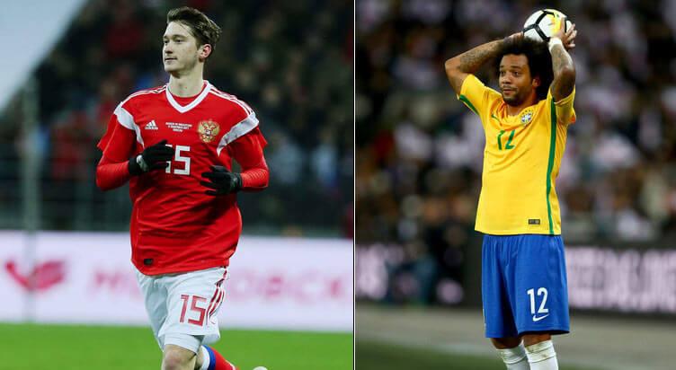 توقعات مباراة روسيا أم البرازيل، نظرة عامة على المباراة، ونصائح المراهنات