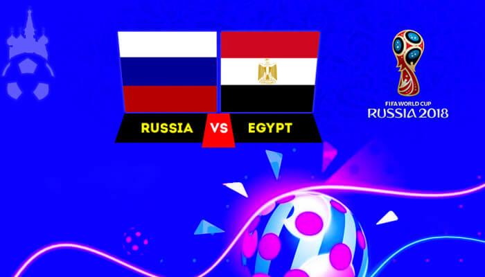 روسيا مقابل مصر توقعات للمجموعة مباراة من كاس العالم لكره القدم 2018