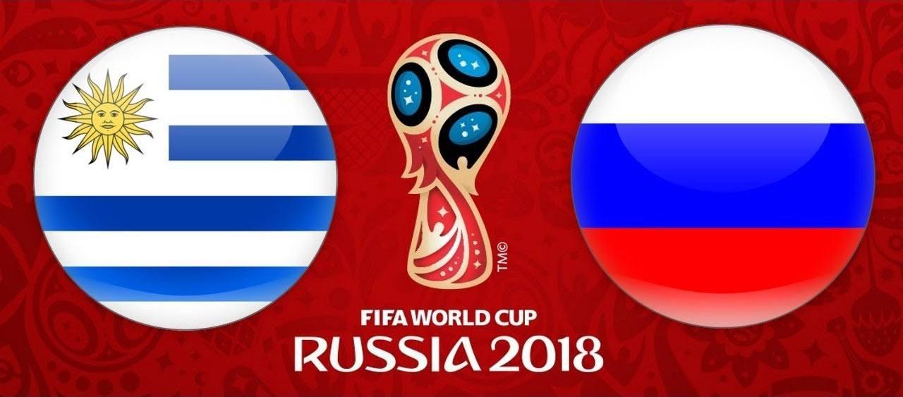 بطولة فيفا لكأس العالم 2018 – المجموعة A: الأوروغواي ضد روسيا