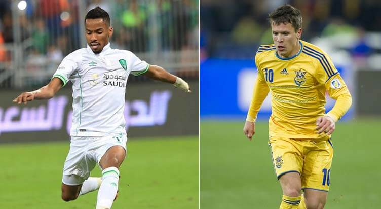 توقعات مباراة أوكرانيا أمام السعودية، نظرة عامة على المباراة ونصائح المراهنة