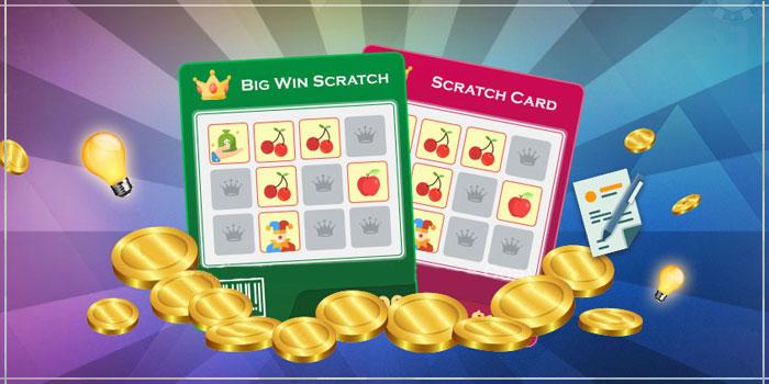 نصائح للفوز في بطاقات الحك (Scratch Cards) للاعبين العرب