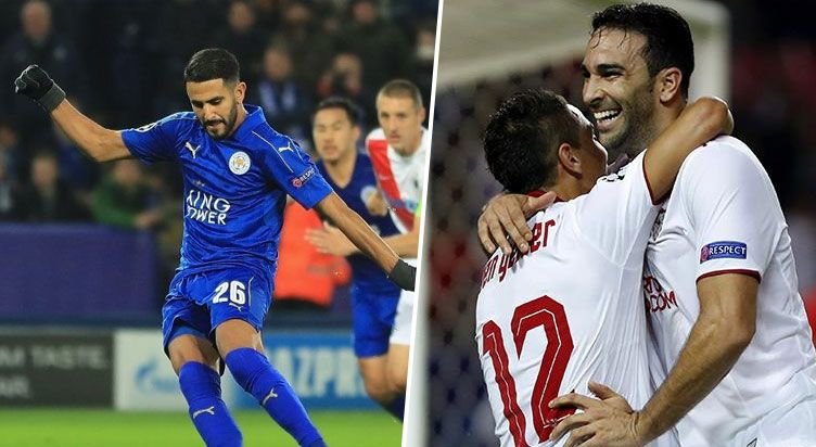 Sevilla vs Leicester Prediction, Betting Tips – 22 Feb 2017