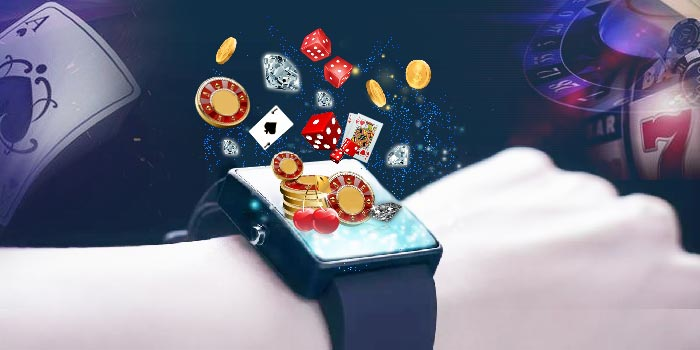 Smartwatch Online Casinos