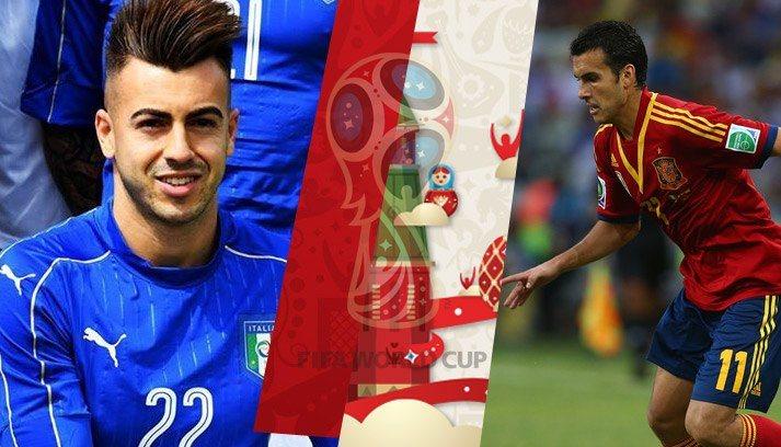 استعراض مباراة إيطاليا ضد اسبانيا تشكيل منتخب إيطاليا المتوقع