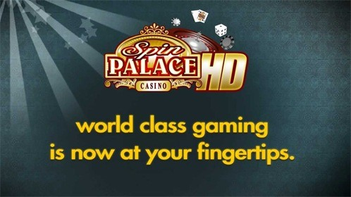good news from spin palace casinos