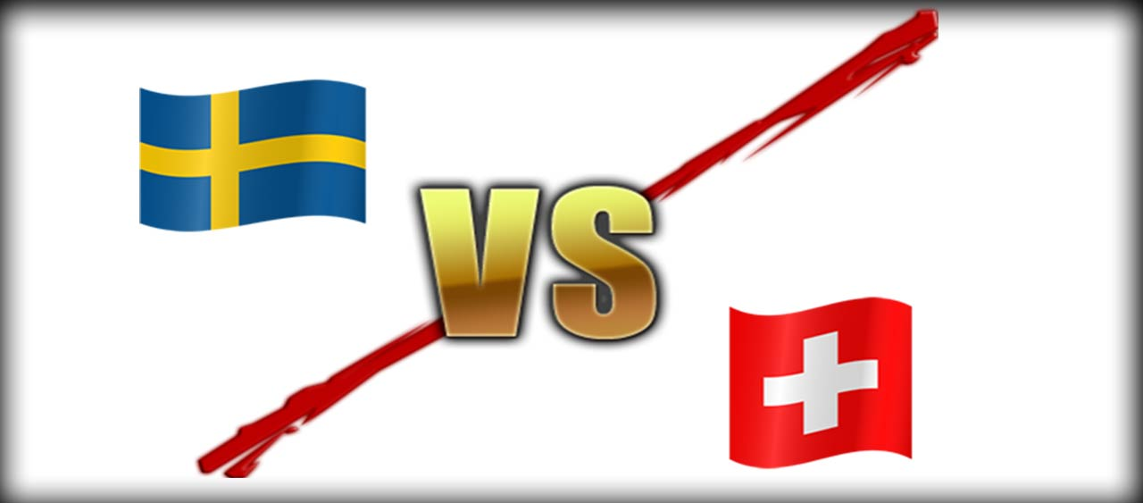 Sweden vs Switzerland Prediction 3 July 2018