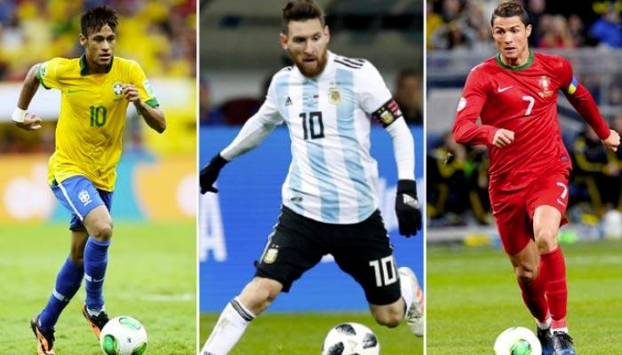 توقعات الفائزين بجائزة الحذاء الذهبية في كأس العالم 2018
