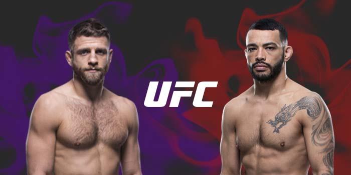 توقعات مباراة الـ يو أف سي (UFC) بين كالفين كاتار (Calvin Kattar) ودان آيج (Dan Ige )