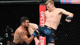 دليل المراهنة على UFC
