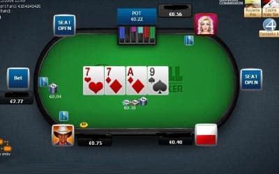 مراجعة غرفة بوكر وليام هيل (William Hill Poker)